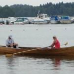 Lohjan järvipäivät vuorosoutua Matti Saarisen kanssa