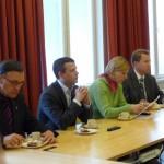 Talousvaliokunnan Kokoomustyöryhmä Salossa