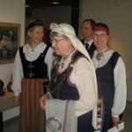 301108 Mäntän Karjalaisten 60-vuotisjuhlassa